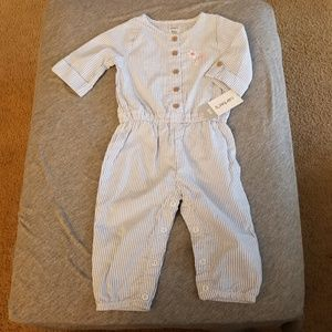 Carter's one piece romper size 6 months